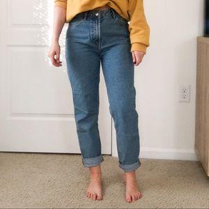 ZARA Mom Jeans US4